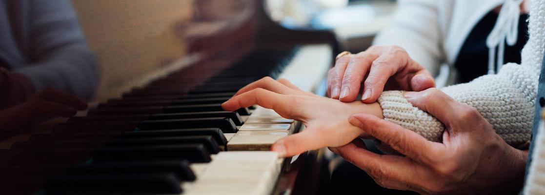 """钢琴教育中家长需要""""扮演""""什么角色?"""