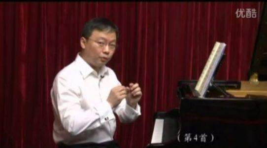 04波罗涅兹舞曲 巴赫初级钢琴教程 李民版
