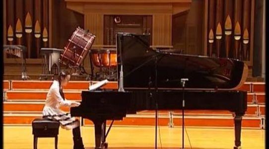 01愉快的旅行 中央音乐学院钢琴(业余)考级教程 三级曲目