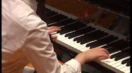07多情圆舞曲 中央音乐学院钢琴(业余)考级教程 三级曲目