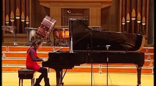 01练习曲 中央音乐学院钢琴(业余)考级教程 四级曲目