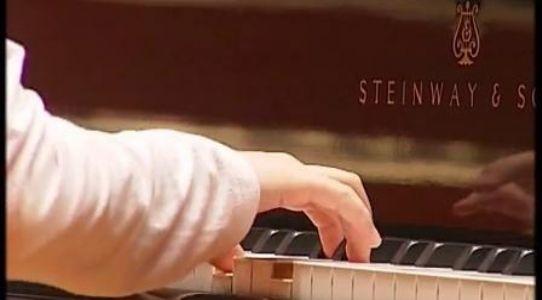 01.《G大调练习曲》 中央音乐学院钢琴(业余)考级教程 一级曲目