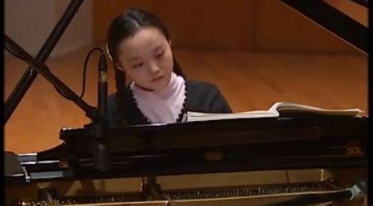 05.《F大调小奏鸣曲》 中央音乐学院钢琴(业余)考级教程 一级曲目