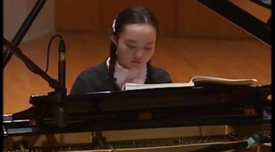 07.《快乐的女战士》 中央音乐学院钢琴(业余)考级教程 一级曲目