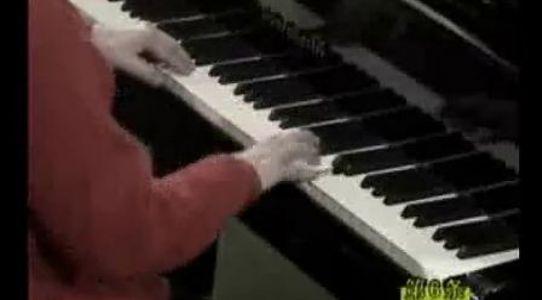 《车尔尼钢琴初级教程》Op.599 No.6(凌远版)