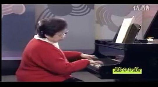 《车尔尼钢琴初级教程》Op.599 No.96(凌远版)