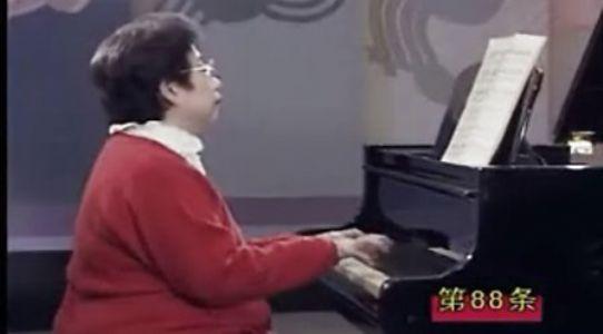《车尔尼钢琴初级教程》Op.599 No.88(凌远版)
