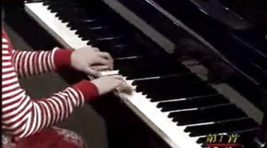 《车尔尼钢琴流畅练习曲》Op.849 No.1