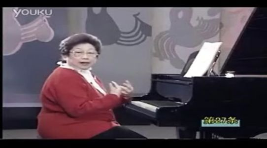 《车尔尼钢琴初级教程》Op.599 No.27(凌远版)