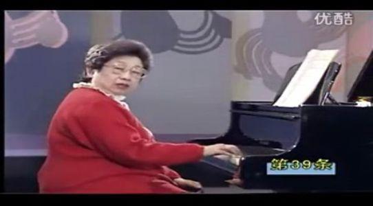 《车尔尼钢琴初级教程》Op.599 No.39(凌远版)