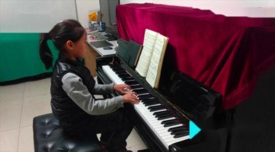 拜厄钢琴基本教程No.60