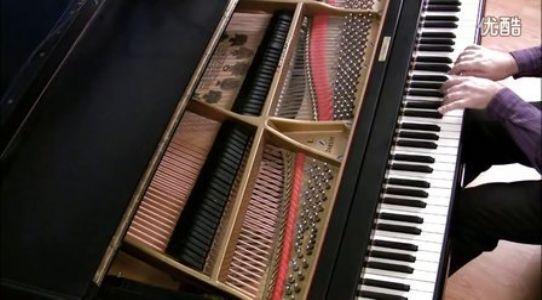 巴赫 二部创意曲集No.1