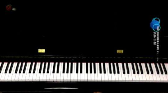 拜厄钢琴基本教程 No.47