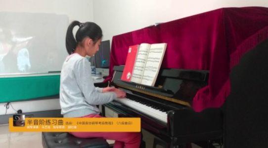 半音阶练习曲